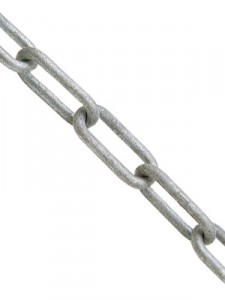 Stahlkette verzinkt