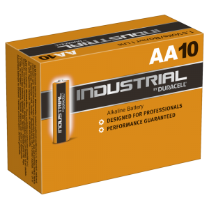 Duracell Industrial Mignon AA