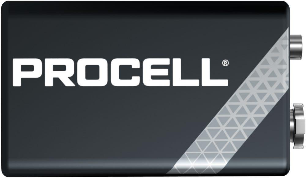 Duracell Procell Batterie 9V
